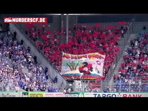 1. FC Magdeburg - SC Freiburg // Ab in den Osten! (Choreo)