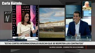 Alonso Segura:
