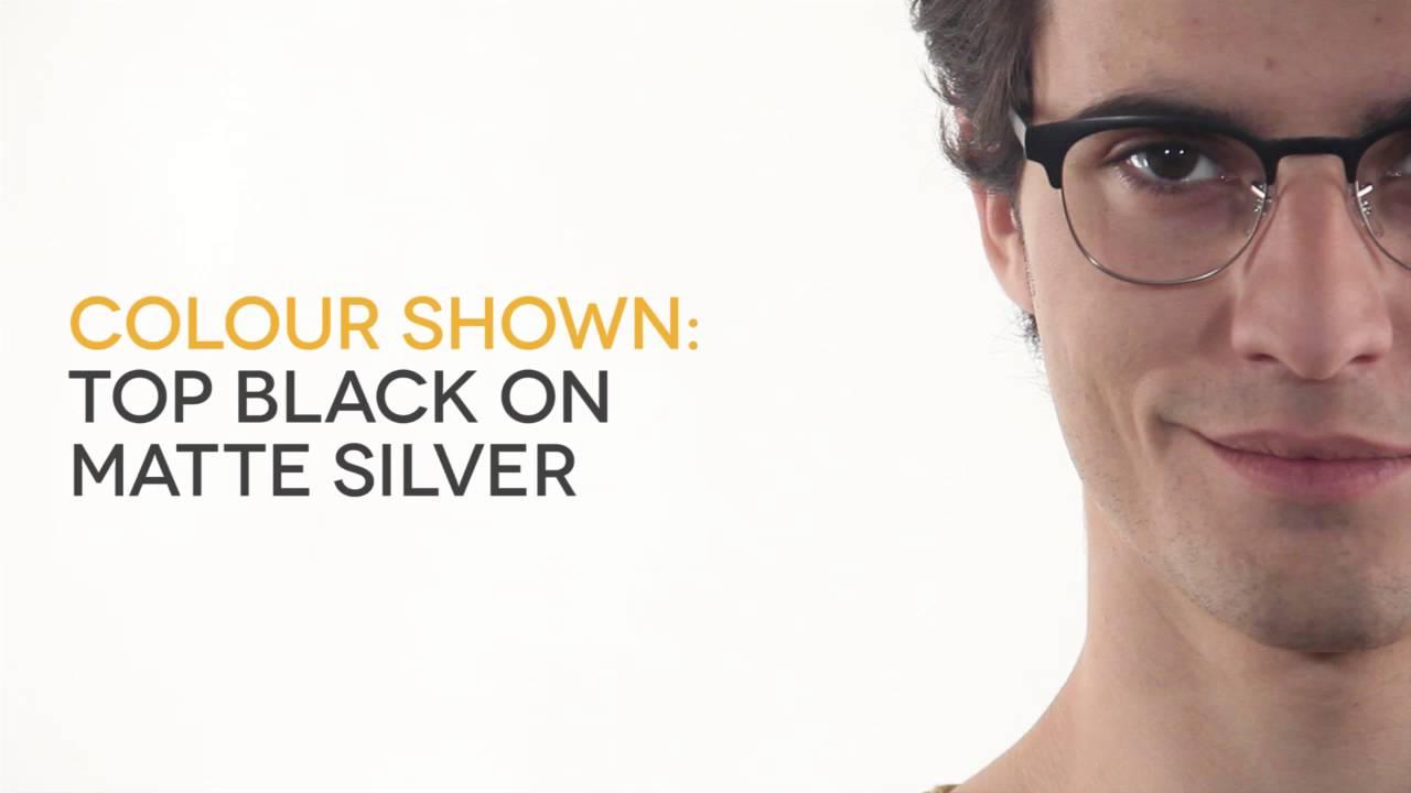 47aaa39fc7fc Ray-Ban RX6317 EyeglassesReview | SmartBuyGlasses - YouTube