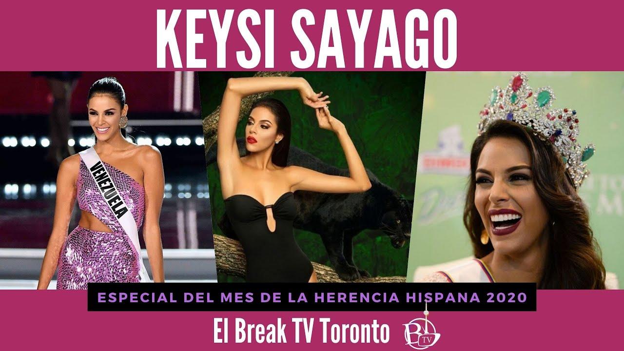 KEYSI SAYAGO - Miss Venezuela 2016