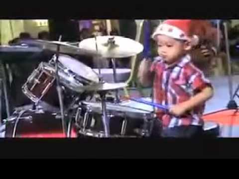 Budak Drummer Power.