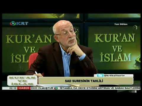 Kur'an ve İslam - Hakkı Yılmaz & Mehmet Ali Oğuz - 01.03.2018 - KRT TV