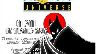Baixar Another Universe, Springfield Mall Batman Animated Series Event, 1994
