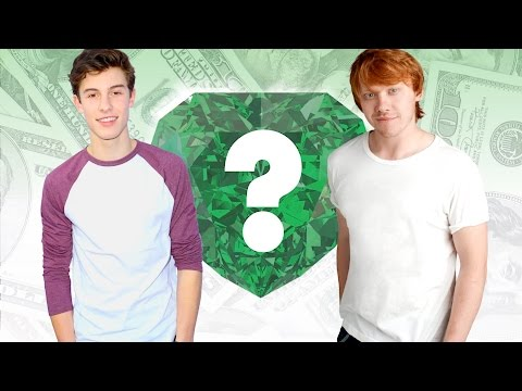 WHO'S RICHER? - Shawn Mendes or Rupert...