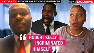 *EXCLUSIVE* Joycelyn Savage Parent's Lawyer Gerald Griggs LIVE @TonyaTko