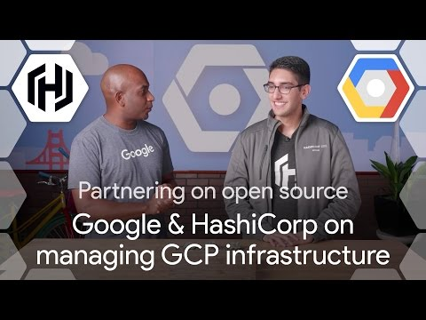 Partnering on open source: Google and HashiCorp engineers on managing GCP infrastructure