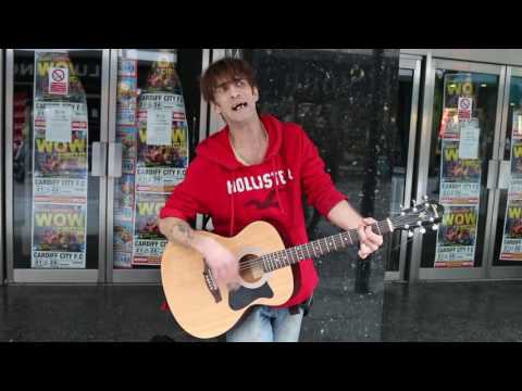bad day busking - take 3 - Newport - South Wales