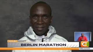World record under threat as champions embark on Berlin Marathon