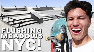 A BILLIONAIRE Bought US This SKATEPARK!!