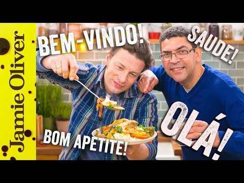 Moqueca (Brasilian Fish Stew)  | Jamie & Santos