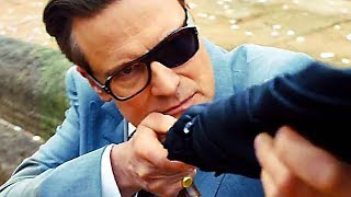 Kingsman: O Círculo Dourado - Trailer #2 HD Legendado [Colin Firth, Channing Tatum]