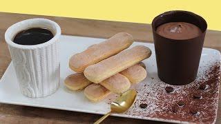 Deconstructed TIRAMISU Dessert Recipe | Elise Strachan | My Cupcake Addiction
