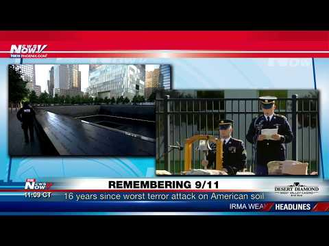 FNN: Remembering September 11 & Florida in recovery mode after Irma