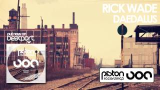 Rick Wade - Paradox (Original Mix)