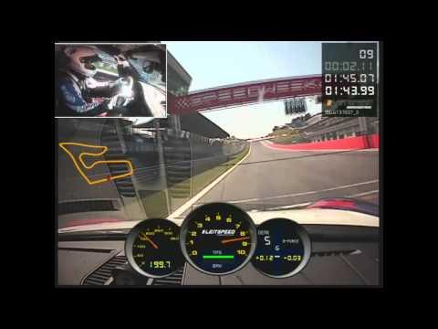 Porsche Sports Cup 2015 Red Bull Ring Rennen 2