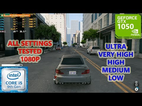 Watch Dogs 2 GTX 1050 2GB (All Settings Tested)