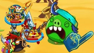 BAY WREATH!! Angry Birds Epic - EPIC SPORTS TOURNAMENT(Season 1) #4