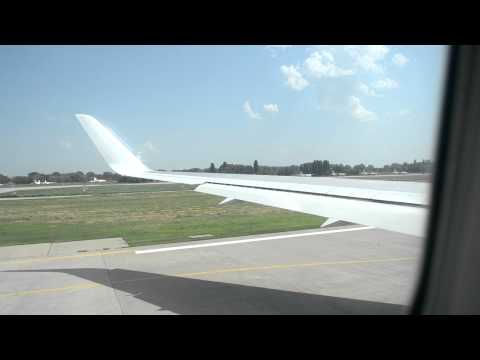 Aerosvit, vv131, Take off from KBP (Borispel) to JFK (New York)