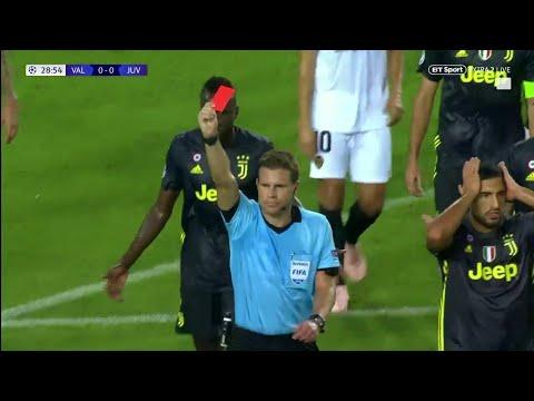 Valencia - Juventus 0-2 Tutti i Goal e gli HIGHLIGHTS HD 19/09/18