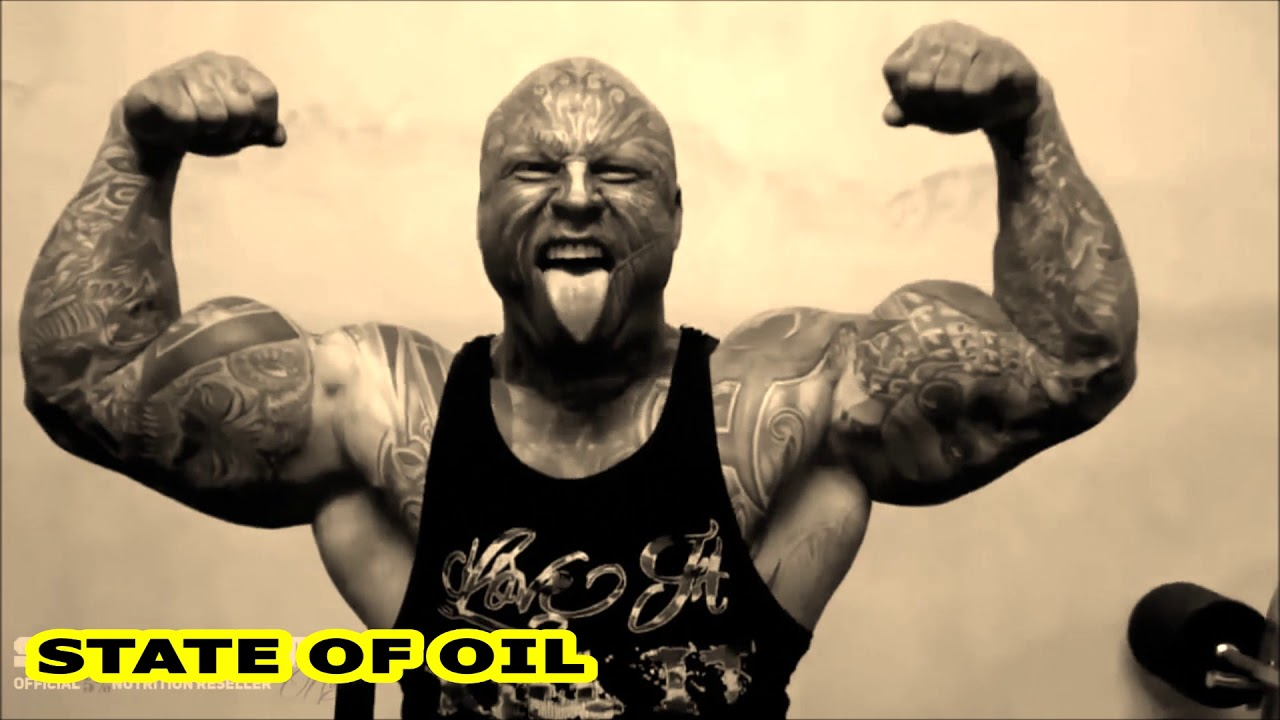 7cf9bcb4c99529 Jens The Beast - Synthol Natty Anthem (Offical Music Video) HD - YouTube