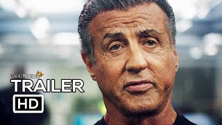 BACKTRACE Official Trailer (2018) Sylvester Stallone, Ryan Guzman Movie HD