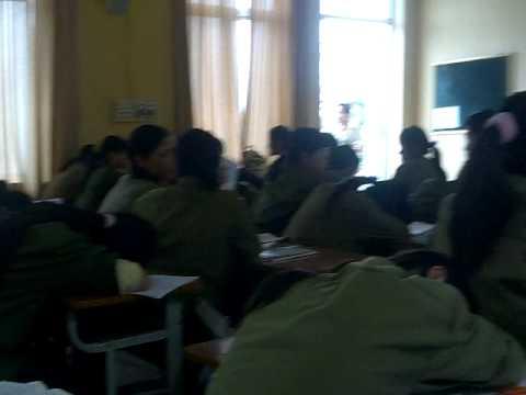 Lớp học Giáo dục Quốc phòng :))