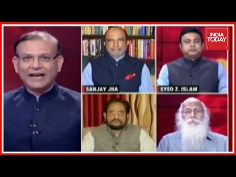 Unemployment Debate | MoS Jayant Sinha Turns Guest Anchor For India Today | To The Point
