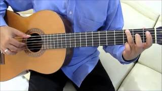 Richard Marx Now And Forever Guitar Lesson ( Intro ) - Guitar Lessons for Beginners