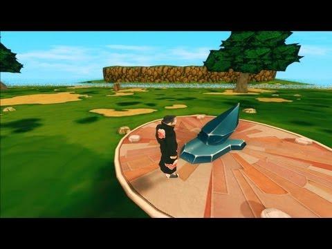 GTA SA EVOLUTION MOD MAPA NARUTO MAP BY KURAUDO94 FULL HD 1080p