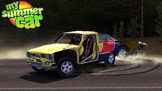 My Summer Car - 1000hp IS JUST ENOUGH