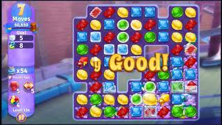 Wonka's World of Candy Level 334 - NO BOOSTERS + FULL STORY 🍫   SKILLGAMING ✔️