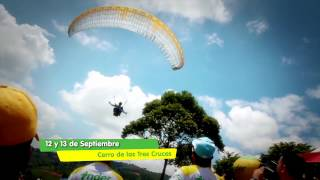Video Promocional - Adrenalina INDER En El Cielo 2015
