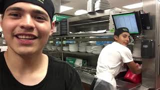 Another day In the life Olive Garden