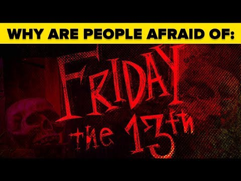Marc 'The Cope' Coppola - Friday The 13th! Why Are People Afraid Of It.
