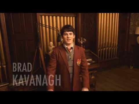 Brad Goes Behind the Scenes (HD)