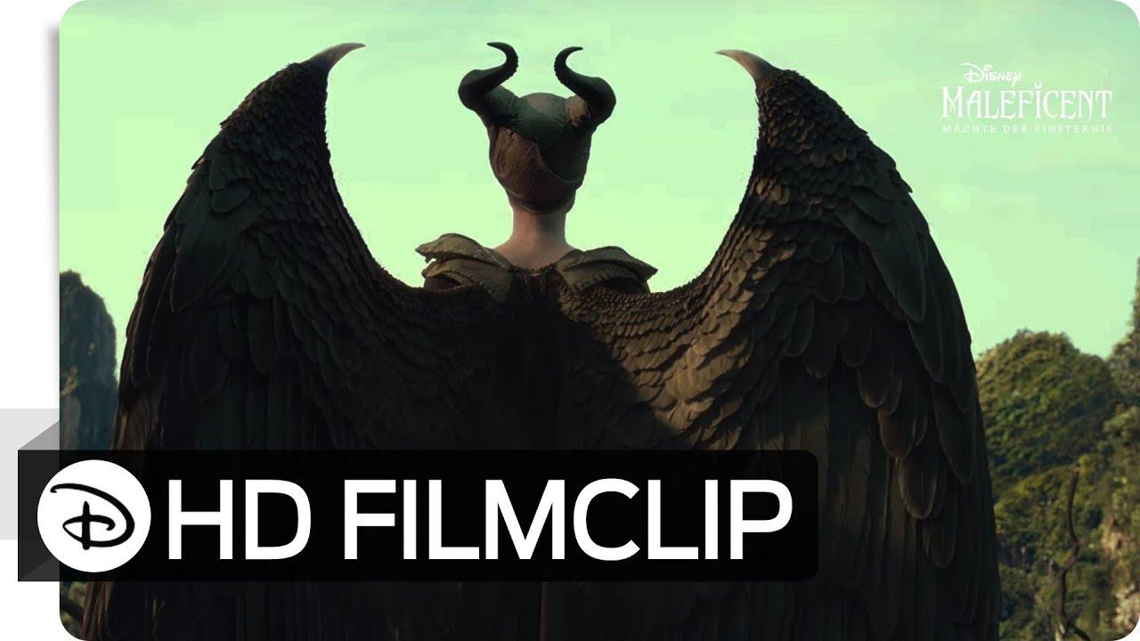 MALEFICENT: MÄCHTE DER FINSTERNIS – Filmclip: Verdirb mir nicht meinen Morgen   Disney HD