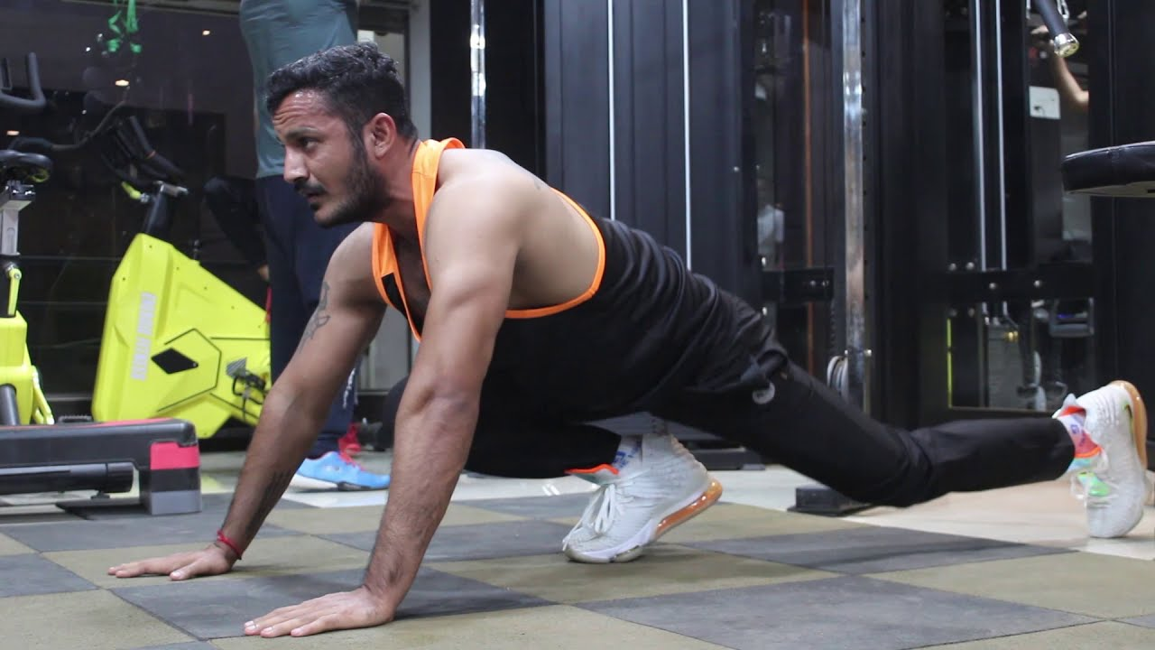 Workout motivation by Manish Ahir @