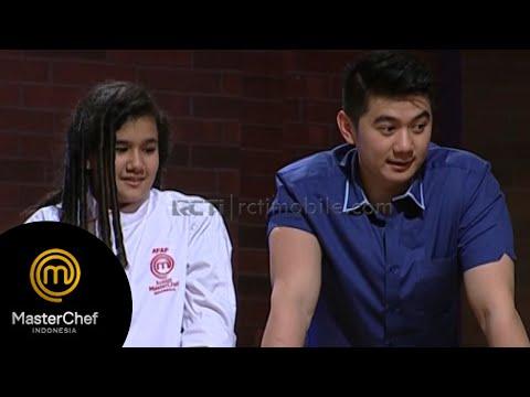 Afaf bikin kontestan pusing aja nih [Master Chef Indonesia Session 4] [16 Agustus 2015]