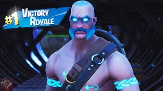 Getting A Victory Royale With The Ragnarok Skin (Fortnite Battle Royale)