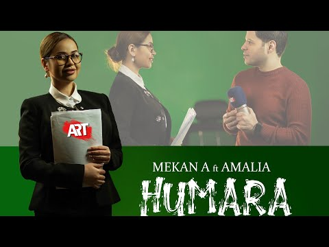 Amalia - Humara (Ft. Mekan Atayew) FullHD