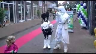Dutch Garrison opening Old School Toys