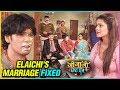Elaichi's Marriage Fixed | Cake Fight | Jijaji Chhat Per Hain