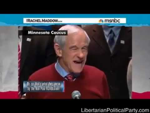 Ron Paul FrontRunner ∞ 1st Place in Real Delegates thats what Matters 36% in Maine Caucus 2012