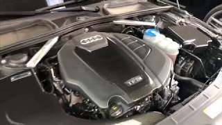 ECS Tuning Intake carbon fiber for Audi A4 (B9)
