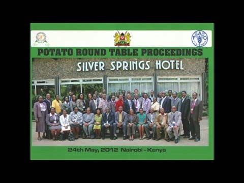 GIZ AgPoliyLearningEvent Nairobi 2015: 2.6 Shaping agricultural policy by NSA NPCK