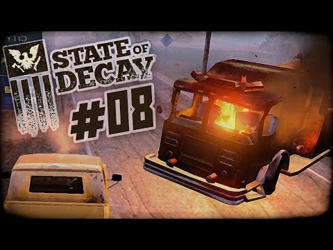 """State of Decay Day One Edition Part 8 - """"A Zunday Drive!!!"""" 1080p PC Gameplay"""