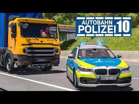 LKW: Alkohol im Blut! AUTOBAHNPOLIZEI-SIMULATOR 2 #10 | Autobahn Police Simulator 2 deutsch