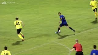 Все голы матча Анжи - Маккаби Тель-Авив