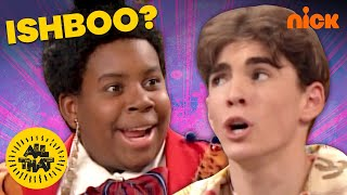 Kenan Thompson as Ishboo, The Foreign Exchange Student! | All That
