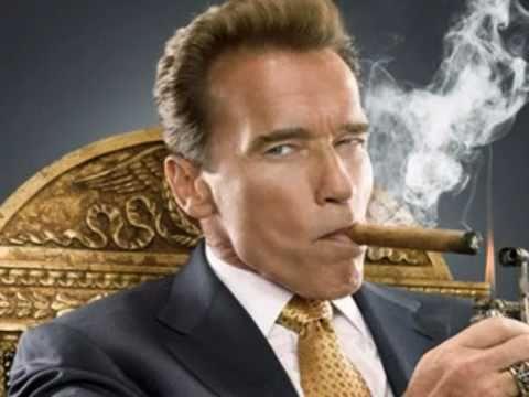 Arnold Schwarzenegger calls a Crazy Gentlemen's Club ...